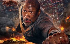 Skyscraper : Dwayne Johnson contre vents, flammes et explosions dans l'ultime trailer du film