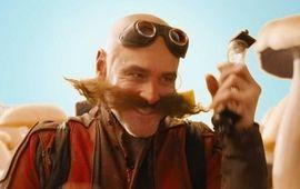 Sonic, le film : Jim Carrey s'inquiète de la réaction haineuse des fans du hérisson