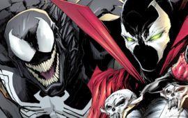 Todd McFarlane aimerait beaucoup faire un film Spawn vs Venom