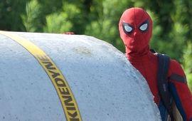 Spider-Man : Homecoming dévoile les toutes premières photos de Tom Holland dans son nouveau costume