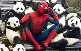 Spider-Man Homecoming veut draguer les Chinois avec des affiches incroyablement mignonnes (et un peu moches)
