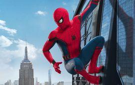 Spider-Man : Homecoming dévoile ses premières affiches tranquilles et colorées