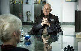 Star Trek : Picard - les premières critiques sont séduites par le retour de Patrick Stewart en capitaine