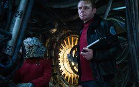 Quentin Tarantino ne fera pas Star Trek 4, selon Simon Pegg
