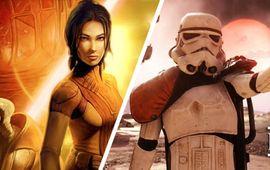 Star Wars : Knights of the Old Republic, Shadow of the Empire... ces jeux vidéo meilleurs que les films