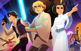 Star Wars va sucer le cerveau de vos enfants avec la série Galaxy of Adventures
