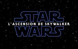 Star Wars : L'ascension de Skywalker dévoile le combat final dans une première affiche