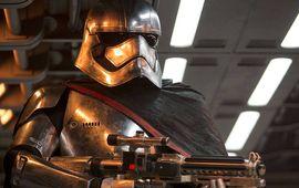 Star Wars VIII : Rian Johnson et Gwendoline Christie ont développé le personnage du Capitaine Phasma