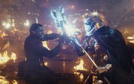 Star Wars : Les Derniers Jedi dévoile une scène coupée très différente du duel entre Phasma et Finn