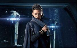Star Wars : L'ascension de Skywalker - Carrie Fisher aurait dû être la clé de la conclusion de la saga