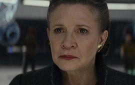 Star Wars : L'Ascension de Skywalker - les effets spéciaux qui ont permis le retour de Leia se dévoilent en vidéo