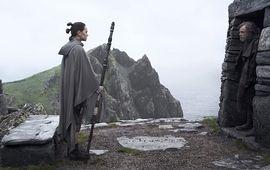 Star Wars : Les Derniers jedi : de nouvelles photos de Rey et Luke en mode badass