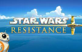Star Wars Resistance la prochaine série animée se dévoile dans une première bande-annonce