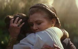 """Star Wars : L'ascension de Skywalker - J.J. Abrams défend le retour """"magique"""" de Leia"""