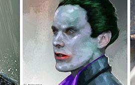 Le Joker vole la Batmobile et invite l'Epouvantail dans des artworks inédits de Suicide Squad