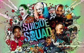 Suicide Squad revient avec une affiche complètement folle et dévoile sa bande-originale