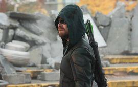 Arrowverse : Stephen Amell a un problème avec Crisis on Infinite Earths et Arrow saison 8