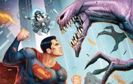 Superman : Man of Tomorrow - critique encapée