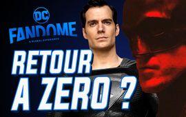 Batman, Snyder Cut... nos réactions aux annonces du DC FanDome !