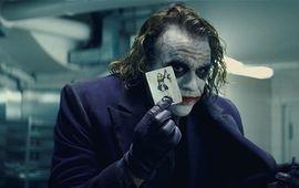 The Dark Knight : le film Batman de Nolan devait dévoiler les origines du Joker