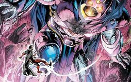 Arrowverse : le crossover Crisis on Infinite Earths dévoile la première image du vilain Anti-Monitor