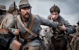 Matthew McConaughey plonge en pleine Guerre Civile dans la bande-annonce de The Free State of Jones