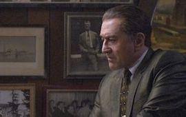The Irishman : Netflix dévoile une bande-annonce épique du film de criminel de Martin Scorsese