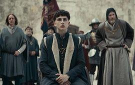 Le Roi : Timothée Chalamet règne sur l'Angleterre dans le drame médiéval shakespearien de Netflix