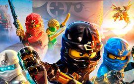 Après LEGO Batman, The LEGO Ninjago Movie dévoile sa première bande-annonce