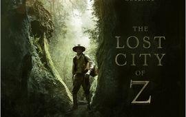 The Lost City of Z : Critique pas Z du tout