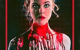 The Neon Demon  : deux nouvelles affiches sanglantes et rétro pour le réalisateur de Drive