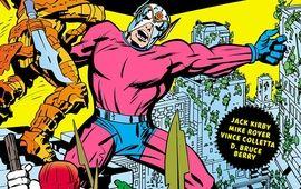 Le film DC New Gods n'est pas mort et annonce un futur cosmique, face aux Eternals de Marvel