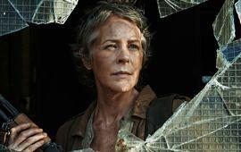 The Walking dead : Carol devait mourir dans la saison 3
