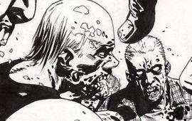 Walking Dead : c'est fini, annonce Robert Kirkman avant la parution du prochain numéro