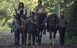 The Walking Dead : une actrice revient sur l'annonce du départ imminent de son personnage dans la saison 10