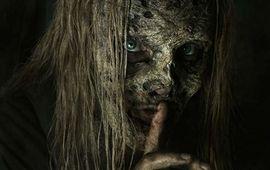 The Walking Dead : ça chuchote grave dans la nouvelle affiche de la saison 9 partie 2