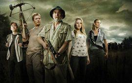 The Walking Dead : un personnage a été tué parce que son acteur a pris la défense de Frank Darabont