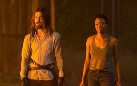 Walking Dead, saison 7 épisode 5 : Maggie sort le tracteur