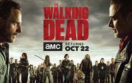 The Walking Dead continue sa lente déchéance dans les audiences