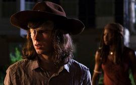 Walking Dead : le producteur évoque le destin de Carl et part un peu sucette