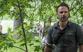 Walking Dead Saison 8 Episode 1 : Rick Hunter contre Negagan