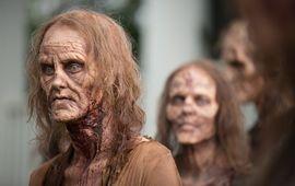 The Walking Dead Saison 9 Episode 8 : zombies dans la brume