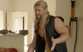 Thor retrouve son coloc dans une nouvelle vidéo hilarante