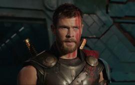 Thor : Chris Hemsworth reconnaît que les deux premiers films étaient quand même un peu pétés