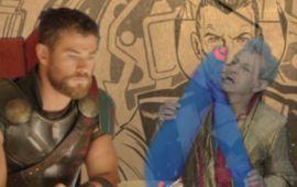 Thor Ragnarok : Chris Hemsworth, Jeff Goldblum et des tentacules dans une surprenante scène coupée