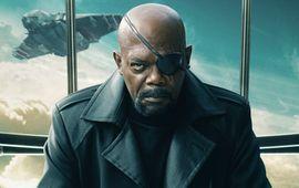 Nick Fury sera bel et bien de retour dans Captain Marvel