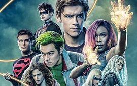Titans saison 3 : un personnage geek et mature rejoint l'équipe de DC