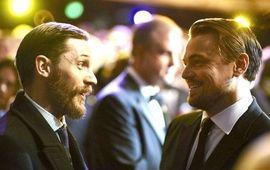 Tom Hardy a perdu un pari contre Leonardo DiCaprio et va devoir se faire un tatouage