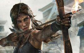 Tomb Raider : les étonnantes images du reboot survival horror finalement annulé