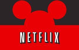 Le torchon brûle entre Netflix et Disney qui annonce son propre service de diffusion